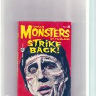 FAMOUS MONSTERS OF FILMLAND STRIKE BACK # 3, 5.0 VG/FN