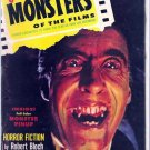FANTASTIC MONSTERS OF THE FILMS # 1, 4.5 VG +