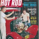 HOT ROD 1963 LOT # 1, 4.5 VG +