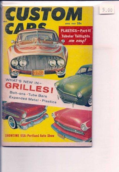 Junes 1955 Rod & Custom, 2.0 GD