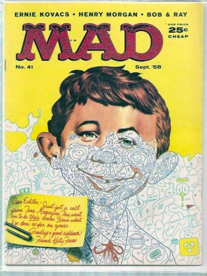 MAD # 41, 4.0 VG