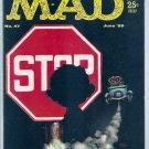 MAD # 47, 4.5 VG +
