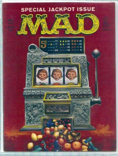 MAD # 64, 4.0 VG