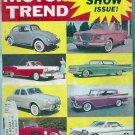 MOTOR TREND 1959 LOT # 1, 3.0 GD/VG