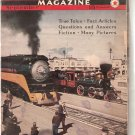RAILROAD MAGAZINE 5 BOOK LOT # 1, 2.5 GD +