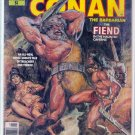 SAVAGE SWORD OF CONAN THE BARBARIAN # 28, 4.5 VG +
