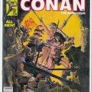 SAVAGE SWORD OF CONAN THE BARBARIAN # 31, 4.5 VG +