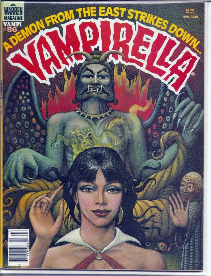 VAMPIRELLA # 86, 5.0 VG/FN