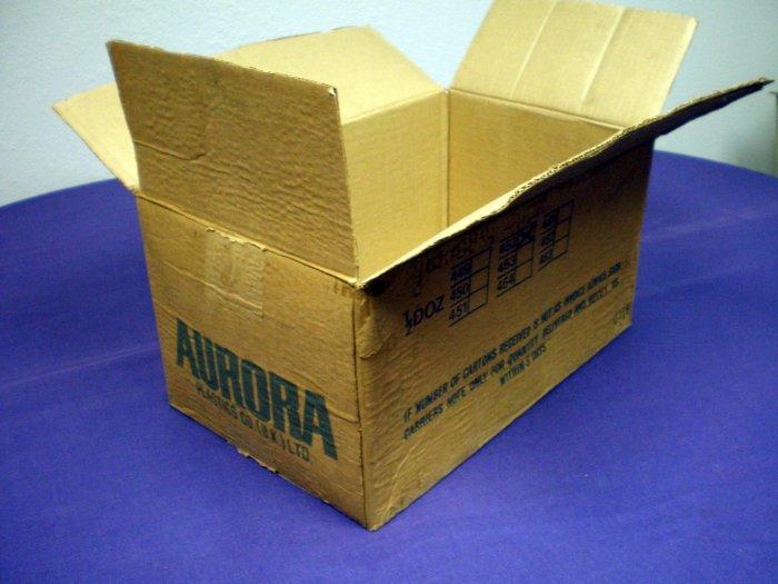 U.K. Aurora Shipping Carton # 128, 4.0 VG