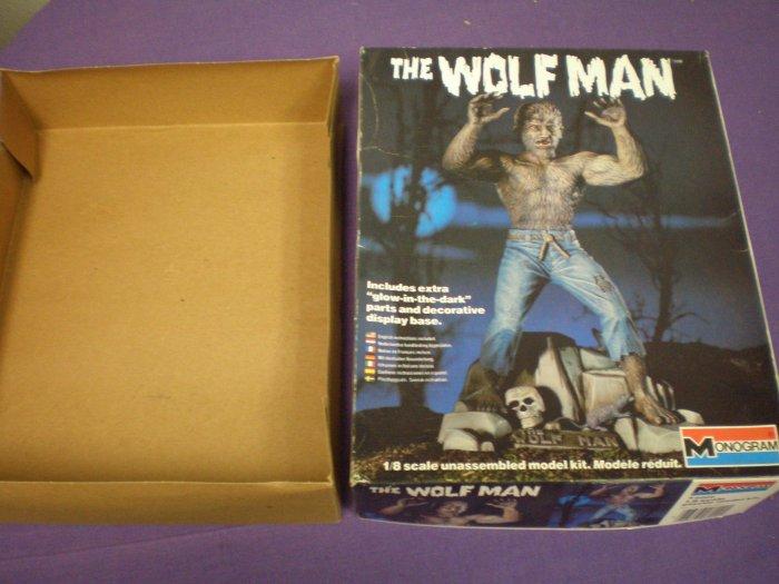 Wolfman # 6009, 4.0 VG