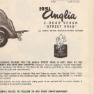 Inst Sheet 1951 Anglia Street Drage
