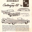 Inst Sheet 1960 Imperial 3 in 1