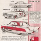 Inst Sheet 1961 Comet 3 in 1