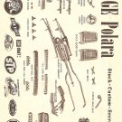 Inst Sheet 1966 Dodge Polara