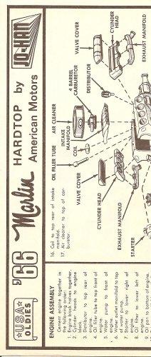 Inst Sheet 1966 Marlin