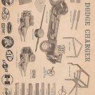 Inst Sheet 1967 Dodge Charger