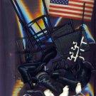 John F. Kennedy Right Shoe Sole # 19, 9.4 NM