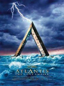 Atlantis: The Lost Empire # 1, 9.2 NM -