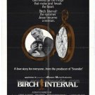 Birch Interval # 76118, 8.0 VF