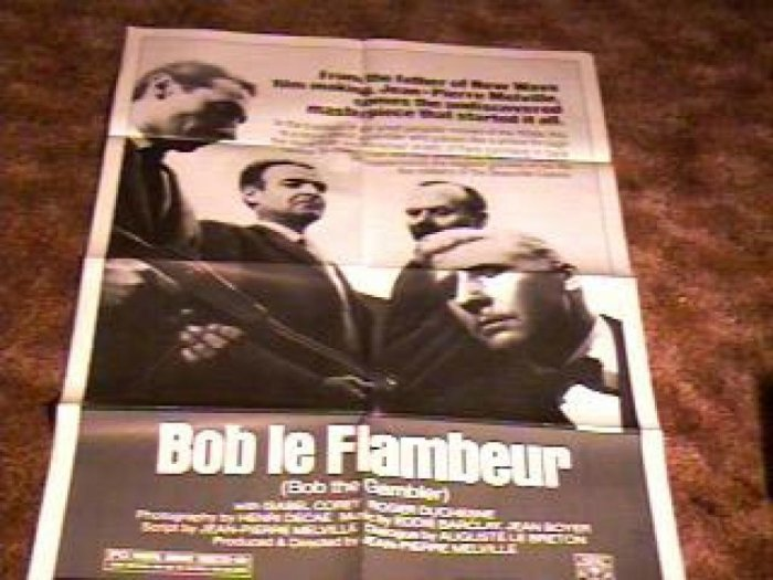 Bob Le Flambeur Bob The Gambler # 820110, 8.0 VF