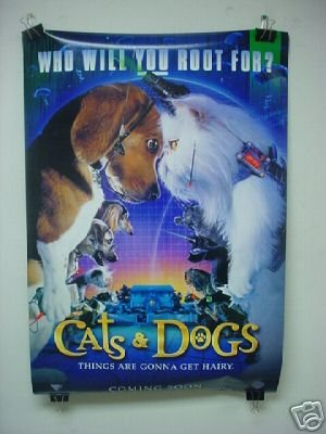 Cats & Dogs # 1, 8.0 VF