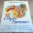 Echoes Of A Summer # 1, 6.0 FN