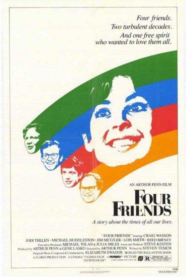 Four Friends # 810188, 7.0 FN/VF