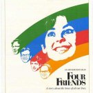 Four Friends # 810188, 7.0 FN/VF