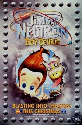 Jimmy Neutron: Boy Genius # 1, 9.4 NM