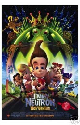Jimmy Neutron: Boy Genius # 1, 7.0 FN/VF