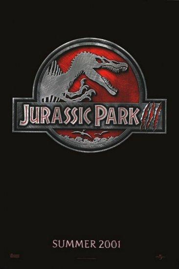 Jurassic Park 3 # 3, 8.0 VF