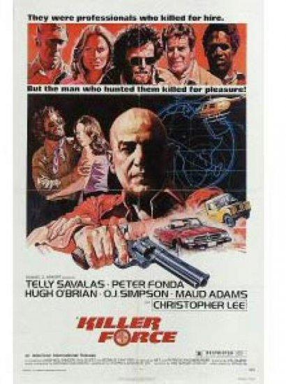 Killer Force # 764, 1.0 FR