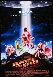 Muppets From Space # 1, 9.4 NM