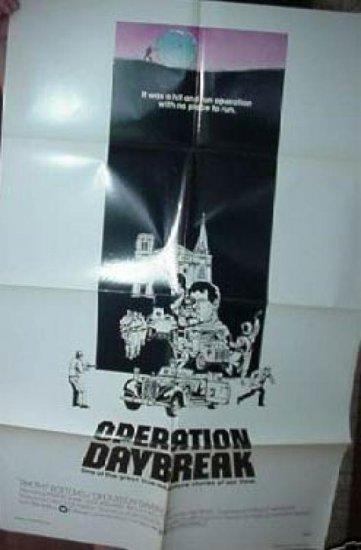 Operation Daybreak # 75281, 8.0 VF