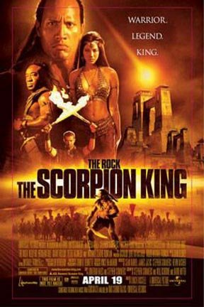 Scorpion King # 1, 9.0 VF/NM