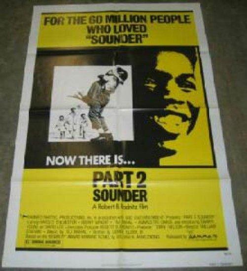 Sounder Part 2 # 76215, 8.0 VF