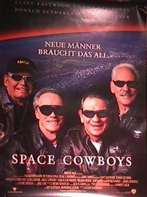 Space Cowboys # 1, 9.0 VF/NM