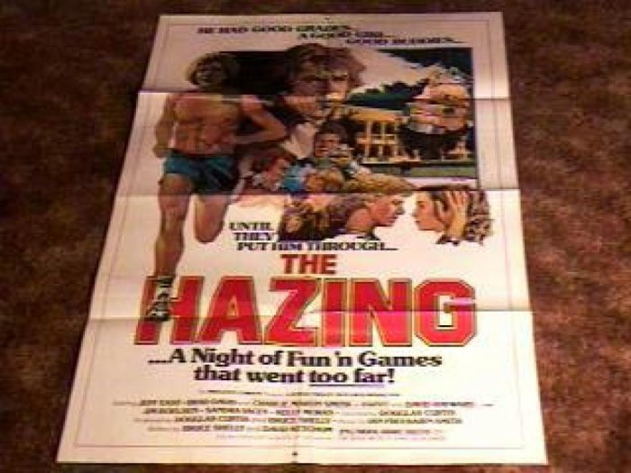 The Hazing # 1, 8.0 VF