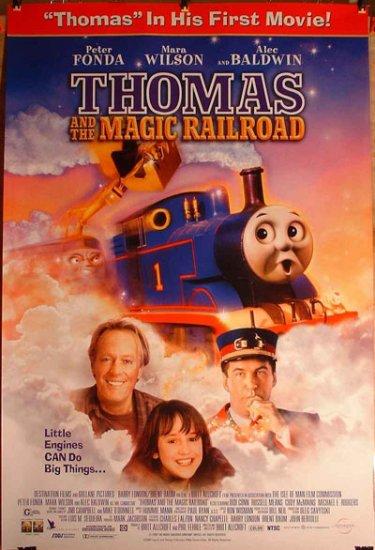 Thomas And The Magic Railroad # 1, 9.4 NM