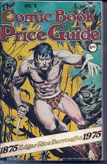 1975 Overstreet PriceGuide # 5, 4.0 VG