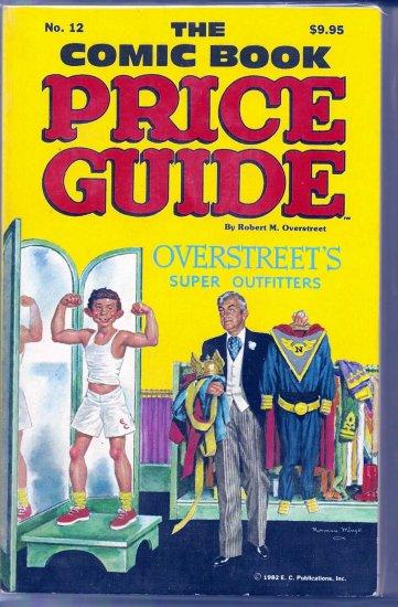 1982 Overstreet PriceGuide # 12, 4.0 VG