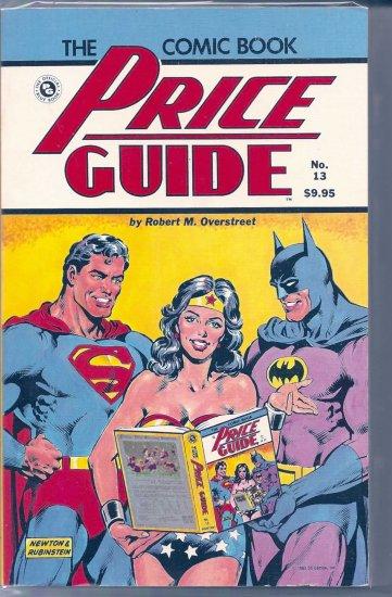 1983 Overstreet PriceGuide # 13, 7.5 VF -