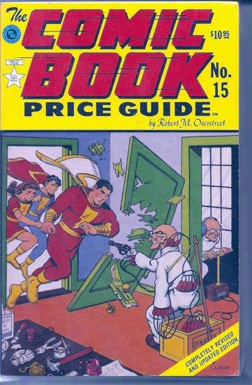1985 Overstreet PriceGuide # 15, 8.5 VF +