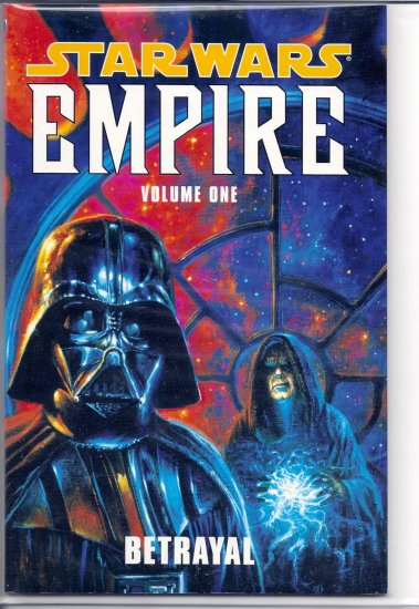 STAR WARS EMPIRE VOL. ONE # 1, 9.2 NM -