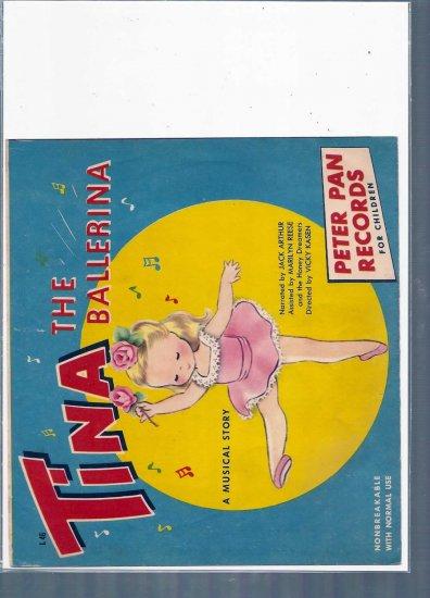1952 TINA BALLERINA 7 # 1, 2.5 GD +
