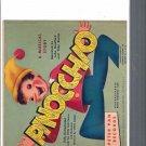 1953 PINOCCHIO 7 # 1, 6.0 FN