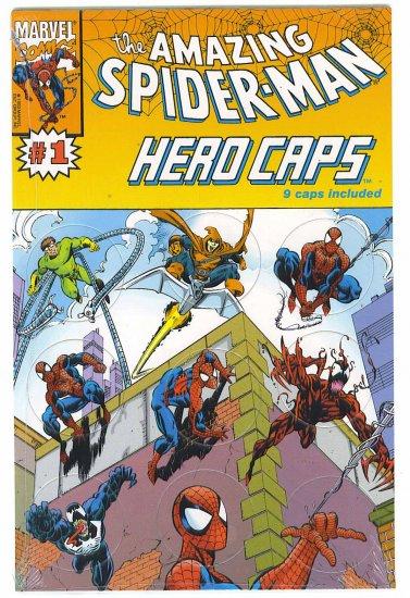 Amazing Spider-Man Hero Caps # 1, 9.4 NM
