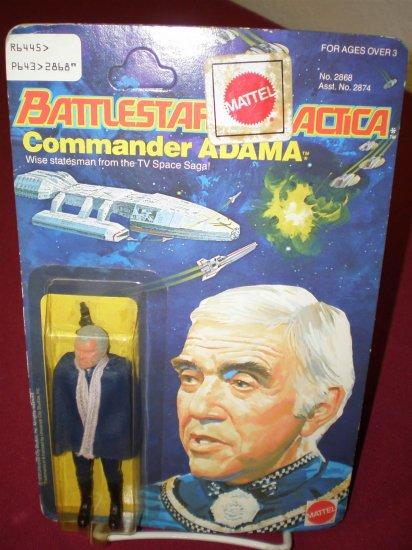 BATTLESTAR GALACTICA ADAMA 1978 MOC # 2868, 4.0 VG