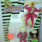 BEETLEJUICE SPINHEAD ACTION FIGURE # 30080, 7.0 FN/VF