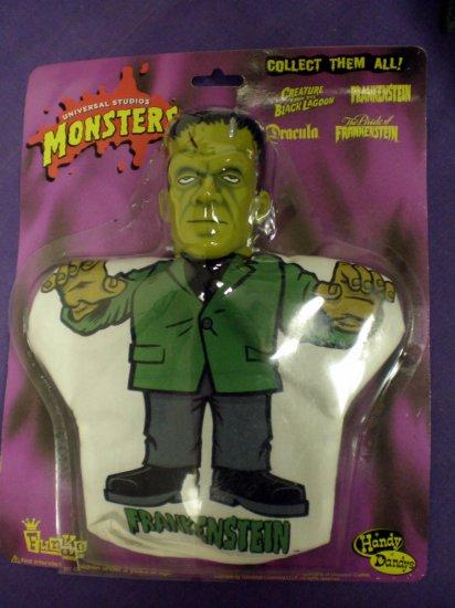 Handy Dandy Frankenstein  Puppet # 1, 9.4 NM